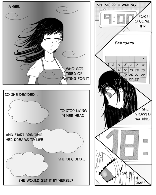 The Girl Who Stopped Waiting (Part 2)